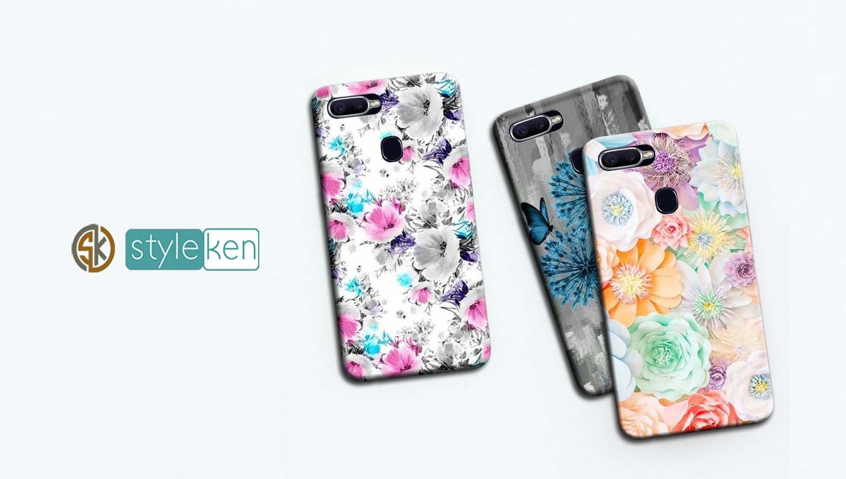 Buy online Oppo A3s mobile back covers from 100+ designer