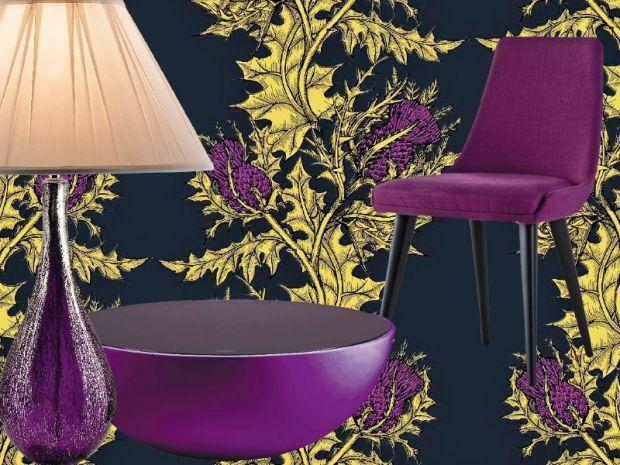Mobili Viola ~ Oltre 25 fantastiche idee su sedia viola su pinterest mobili