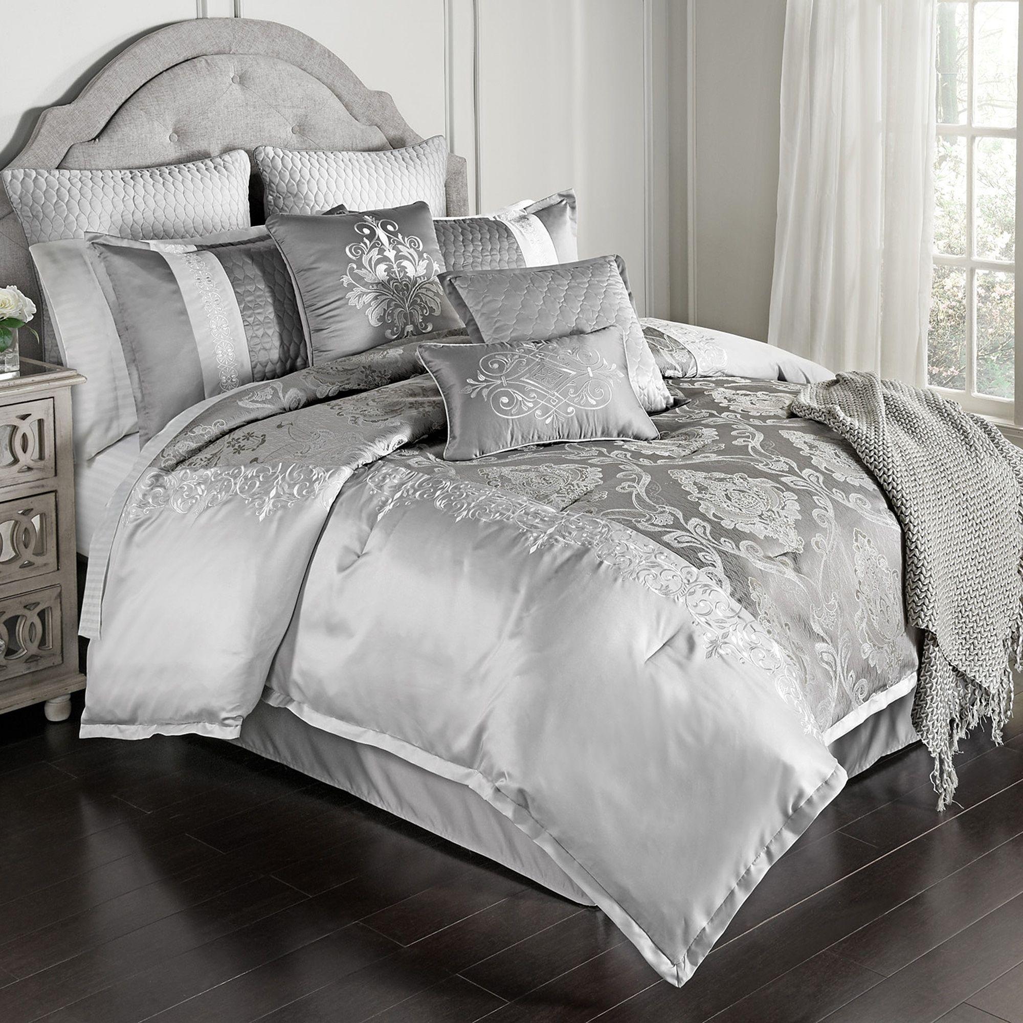 Kolina 14 Piece Comforter Set Bed Bath Beyond Comforter Sets