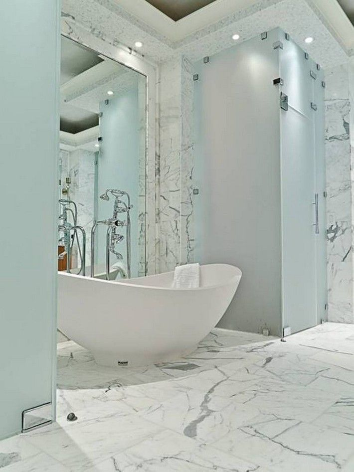 40 Extra Luxury Bathrooms Ideas that Will