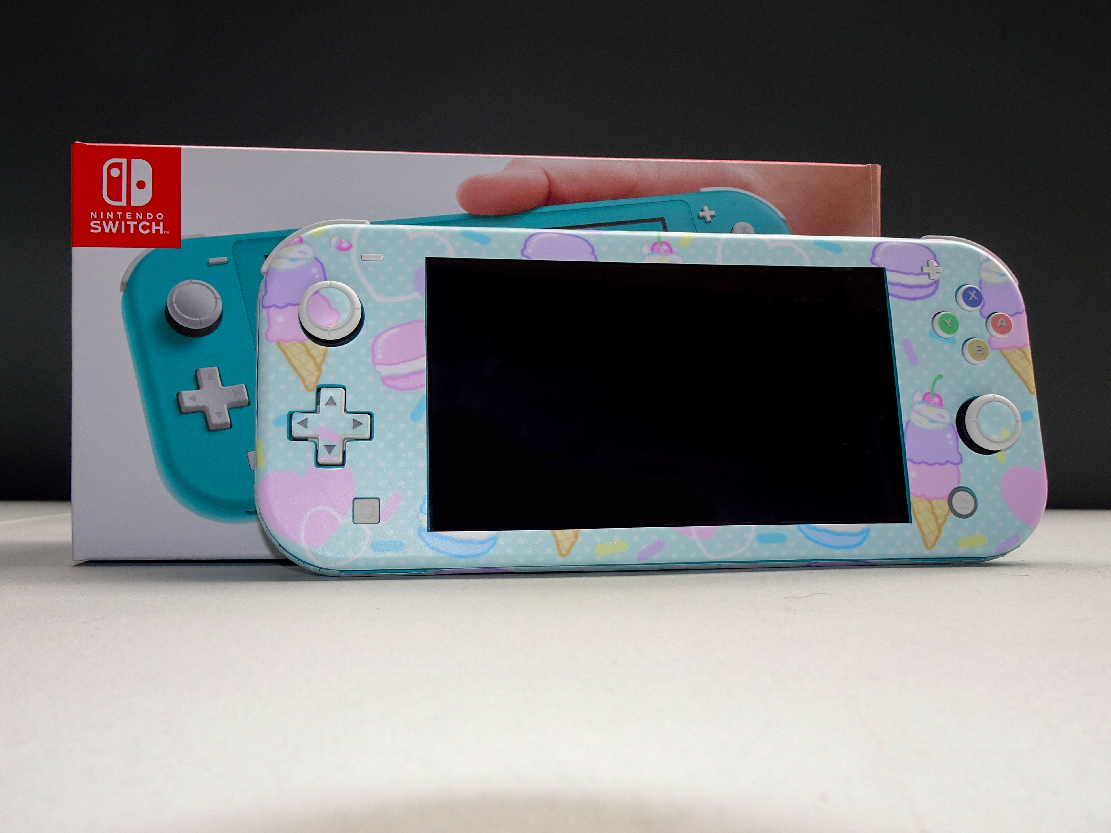 Fancy Sweets Switch Lite Skin Nintendo Switch Accessories