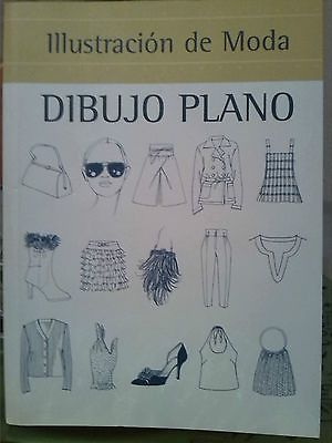 Libro Ilustracion De Moda Dibujo Plano On Ebay Libros De Moda Libros De Costura Ilustracion De Moda