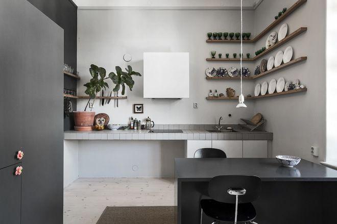 Küche by Alexander White Es muss nicht immer Holz, Naturstein oder - naturstein arbeitsplatte küche