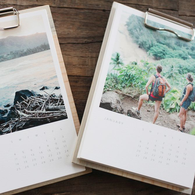 Calendar by Artifact Uprising #want Christmas Wishes Pinterest