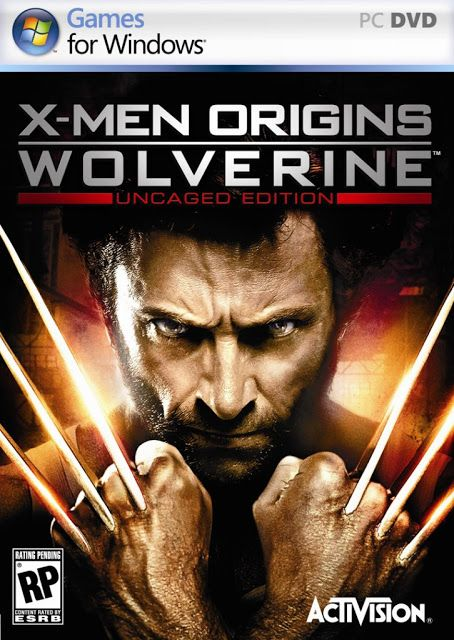 X Men Origins Wolverine Pc Game Free Download Full Version Wolverine X Men Xbox 360 Games