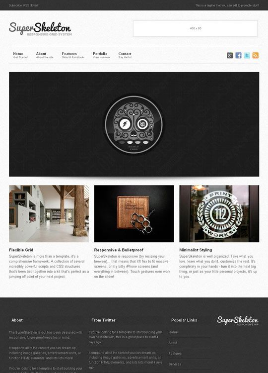 20 Best Selling HTML5/CSS3 Responsive Website Templates On ...