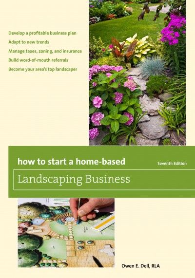 How to start a home-based landscaping business - landscaping resume