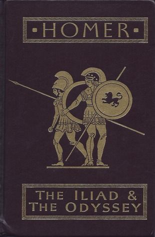 The Iliad And The Odyssey By Homero Of The Most Difficult