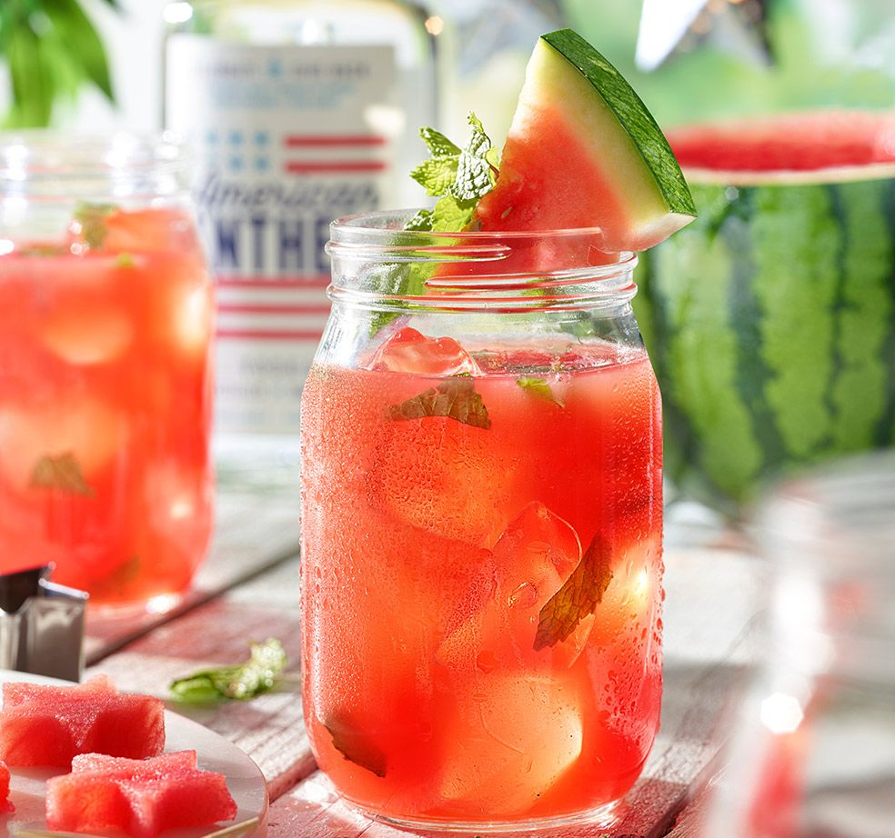 Learn How To Make The Watermelon Smash Cocktail Drink