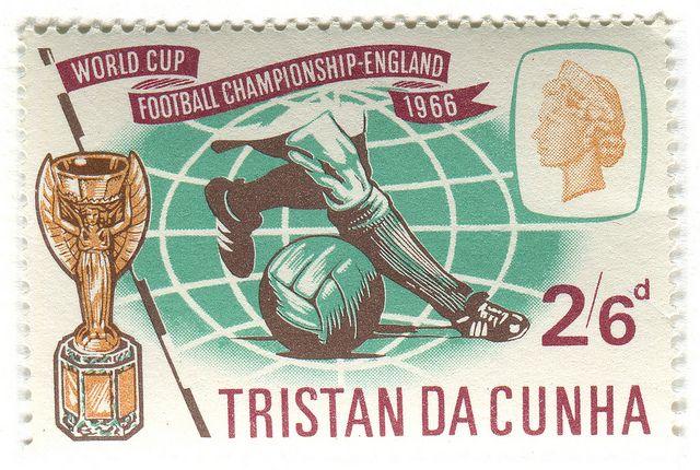 england-world-cup-1966-stamp-cunha by karen horton, via Flickr
