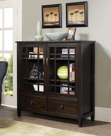 barker tall storage cabinet quick ship new home cabinet tall rh pinterest com