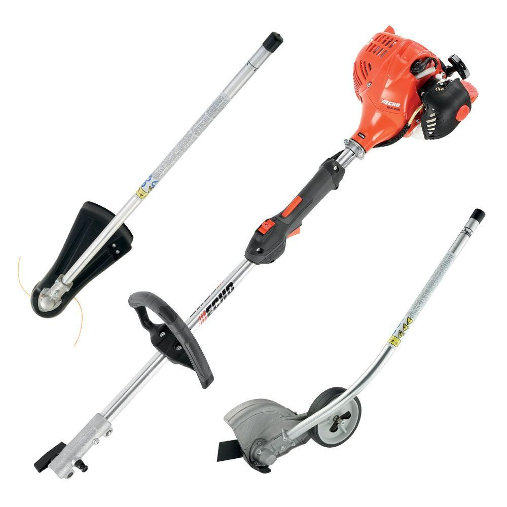 Echo 21 2 Cc Gas 2 Stroke Cycle Pas Straight Shaft Trimmer And Edger