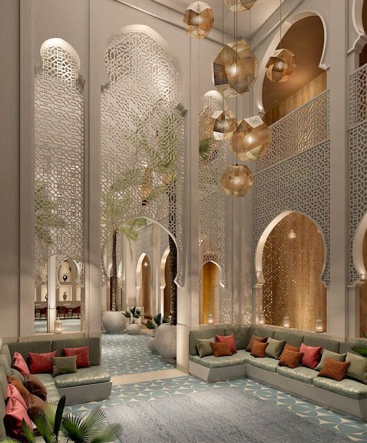 Moroccan Interiors, Home Decor