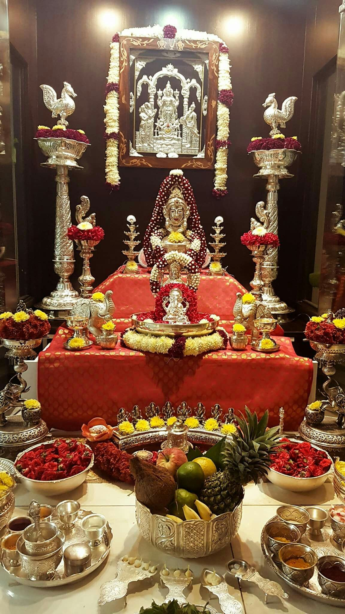 Lakshmi pooja today Lakshmi pooja today