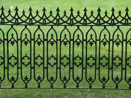 Wrought Iron Fences Google Search Gothic Design With Images