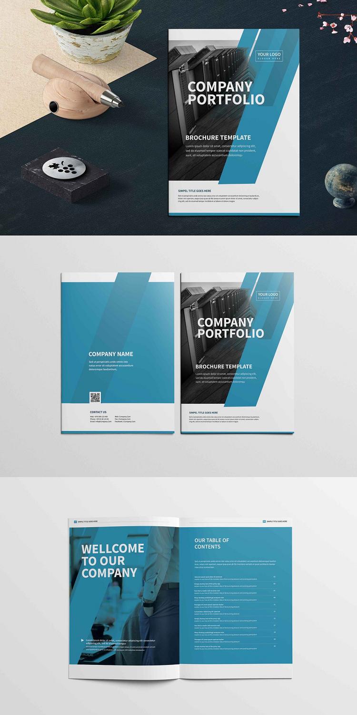 Company Profile Brochure Company Profile Brochure Company Portfolio