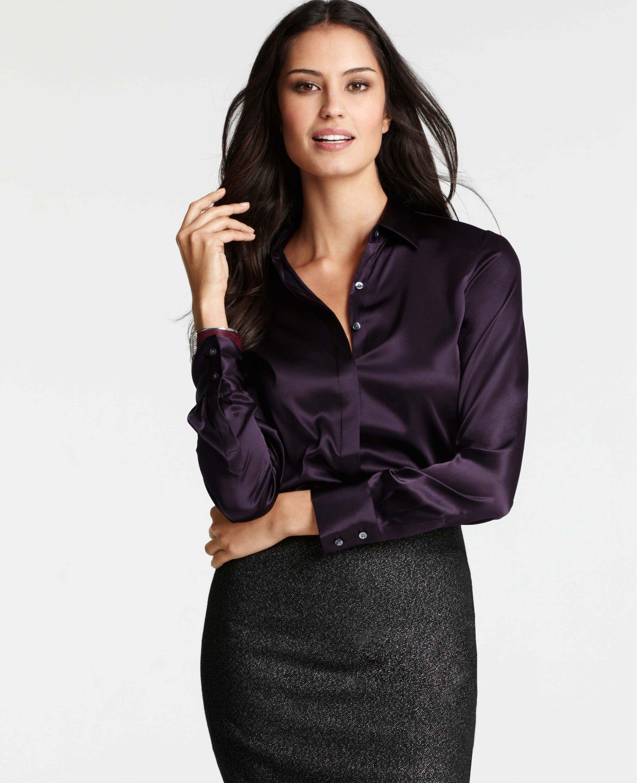 Pin on Satin silk clothing