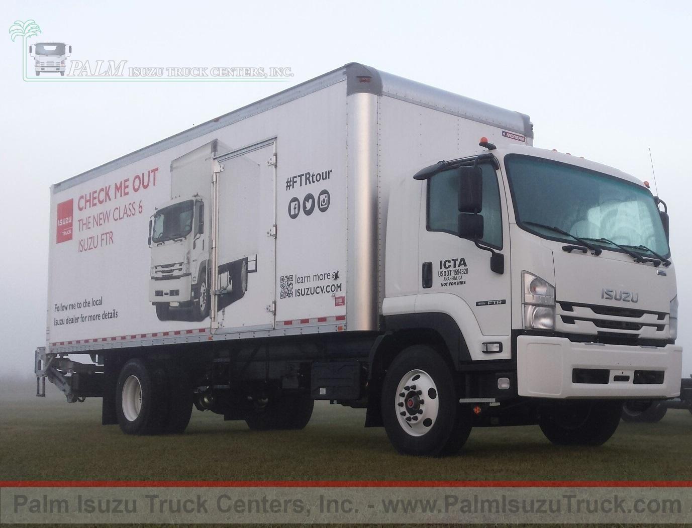 2018 Isuzu Ftr Diesel Box Truck Straight Truck Http Www Palmisuzutruck Com Inventory 2017 Isuzu Ftr Diesel Truck 25 Trucks For Sale Trucks Diesel Trucks