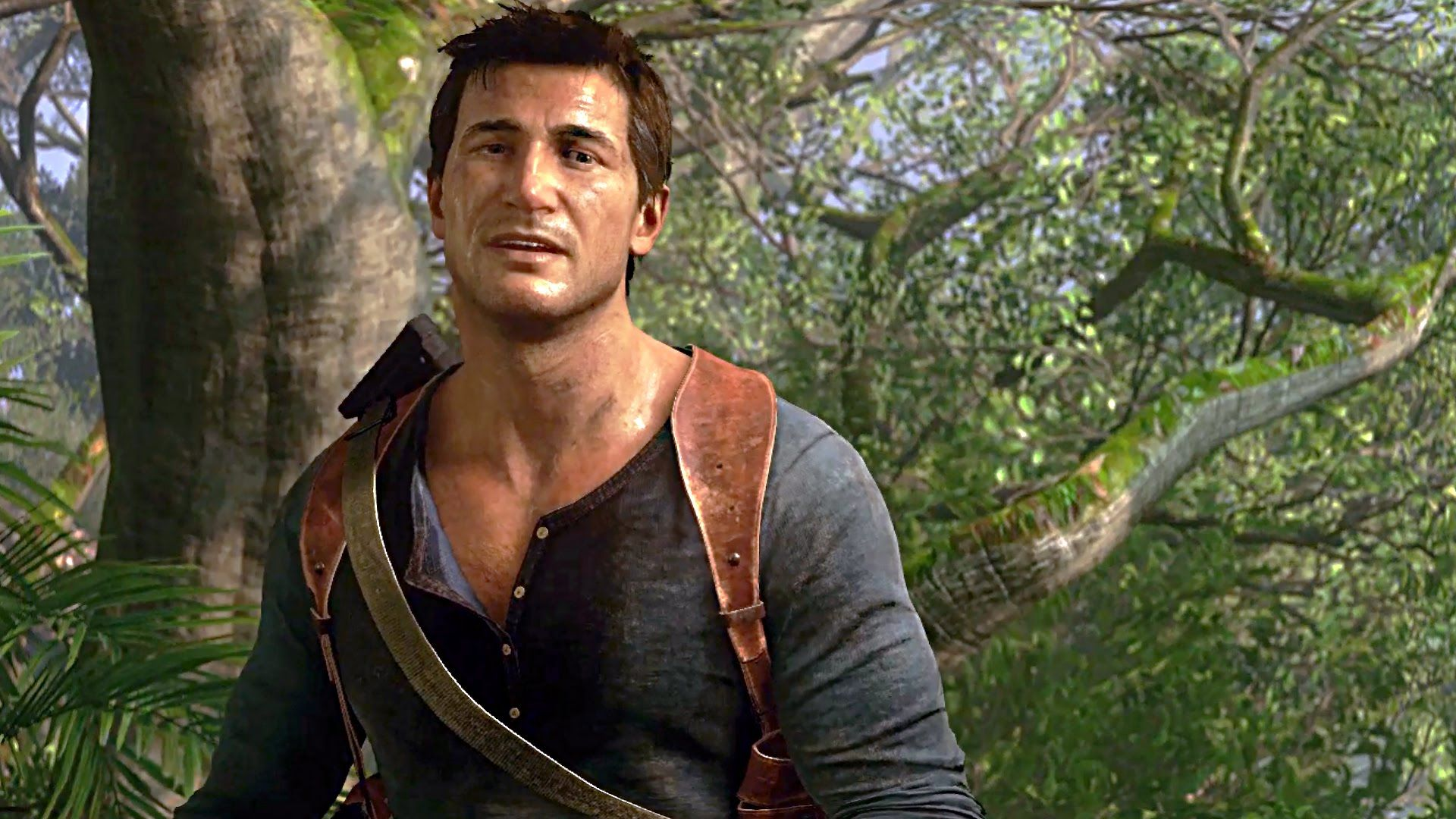 Uncharted 4 Gameplay 15 Minutes Hd 1080p Ps4 Uncharted Tomb Raider Movie Hero