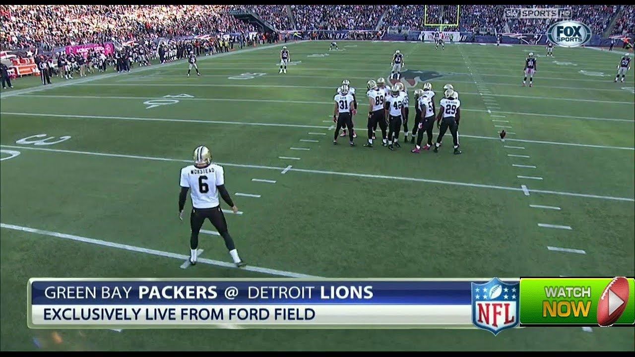 Packers Vs Lions Nfl Regular Season Hd Preview Now Detroit Lions Nfl Lions
