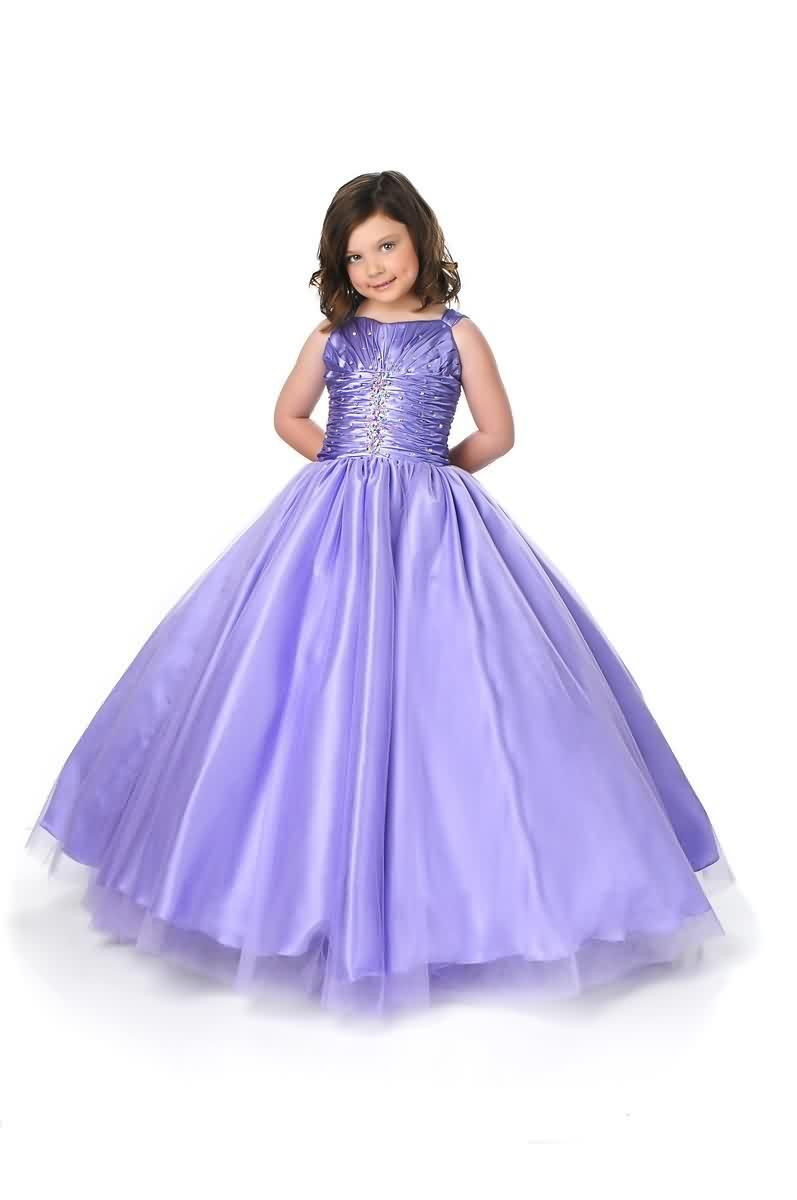 Lil Anjali Little Girl Pageant Dresses by Karishma Creations 1011 ...