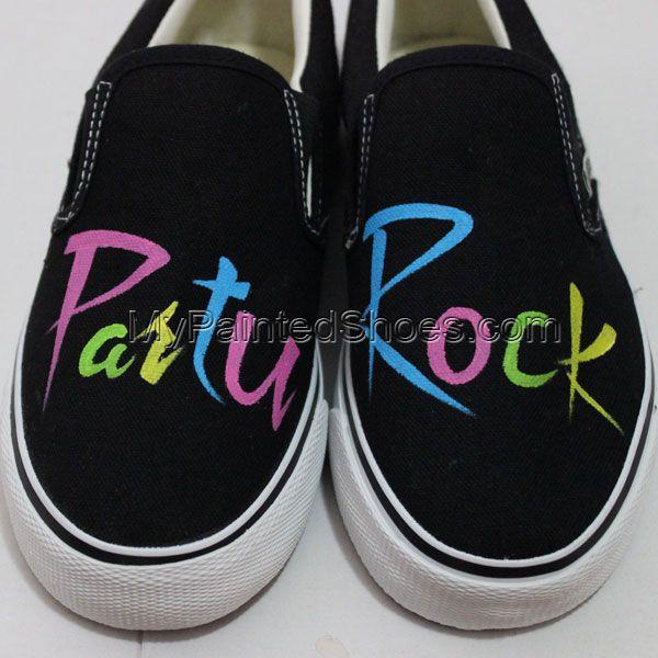 vans party rock