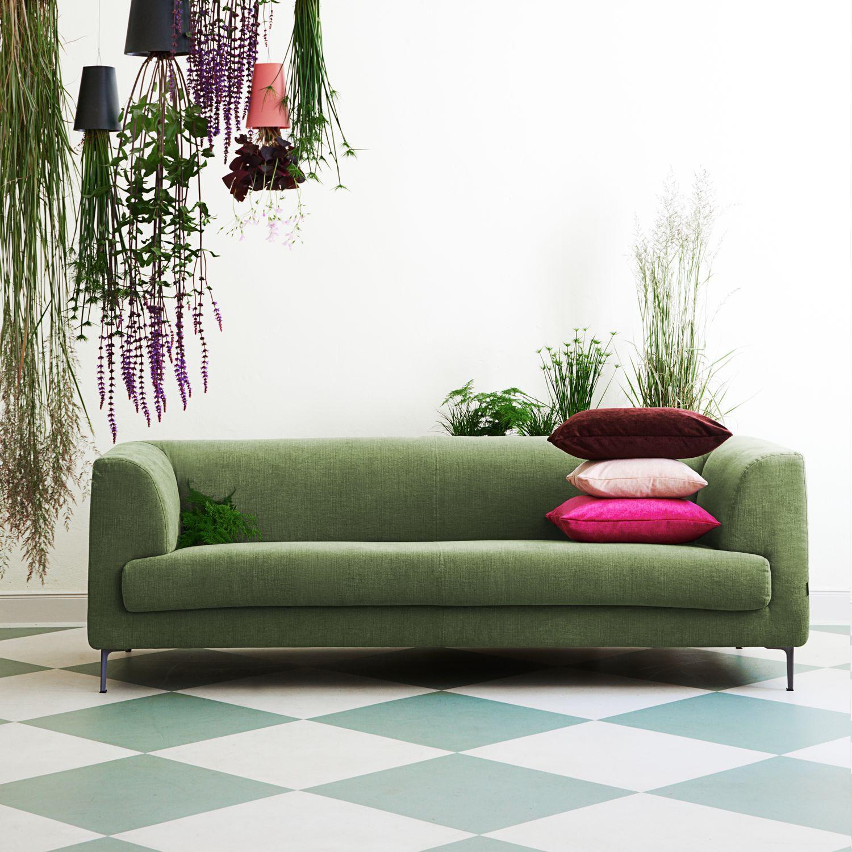 Sofa Sombret 3 Sitzer von Says Who in verschiedenen Farben