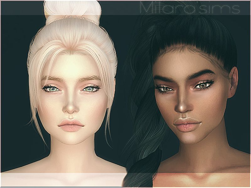 Mia Skin Overlay Females Only For Ts4 Found In Tsr