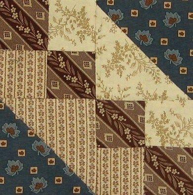 Underground Railroad Quilt Block Barbara Brackman Civil War Quilt ... : railroad quilt block - Adamdwight.com
