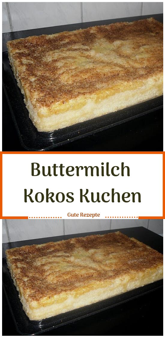 Photo of Buttermilk coconut cake