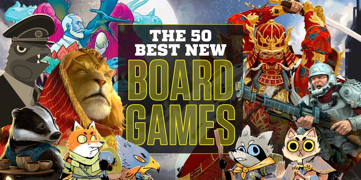 1f4f0bc0adc The 50 Best New Board Games