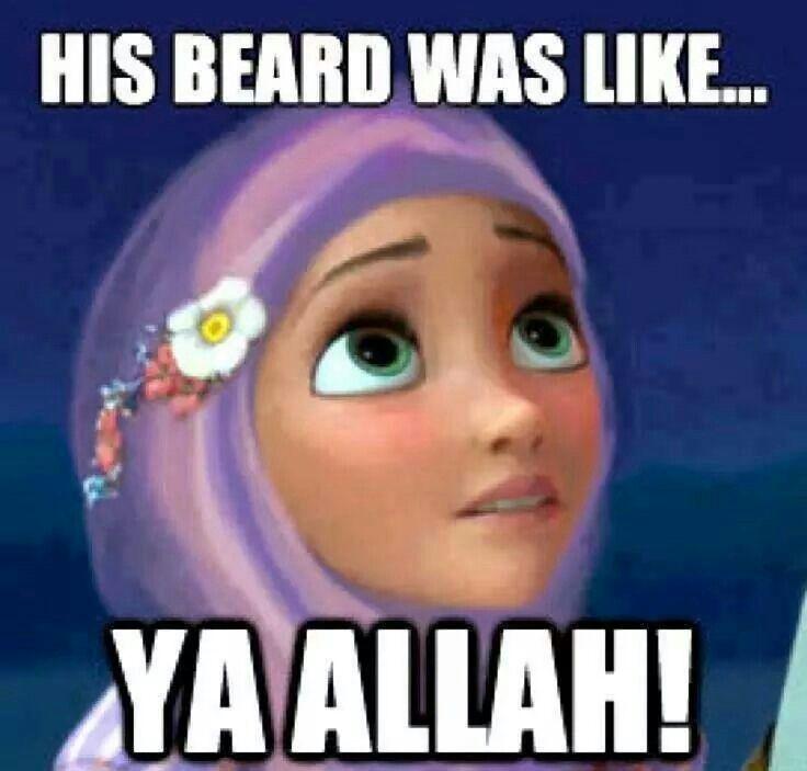 Muslim shaving hijab naked, automatic swing swinger