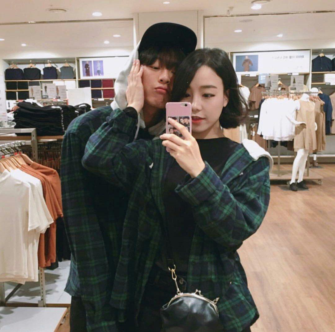 ulzzang couple - Tìm kiếm Twitter | Couple | Pinterest ...