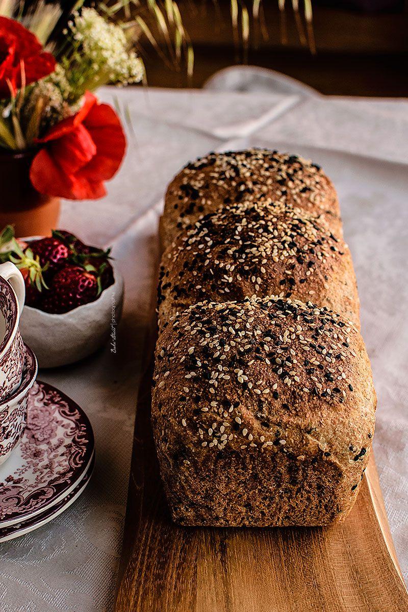 Pan De Molde Integral Con Lim 243 N Confitado Recipe Bread