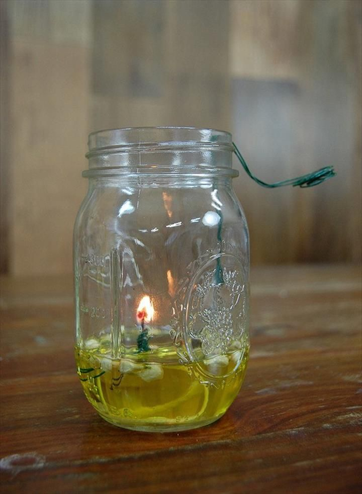 35 mason jar lights do it yourself ideas with images