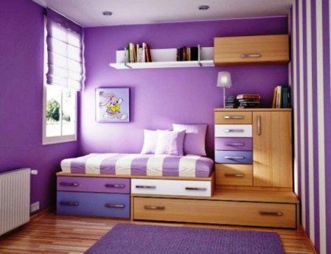 Modern teenage bedroom ideas 8x16 Pinterest Recamaras