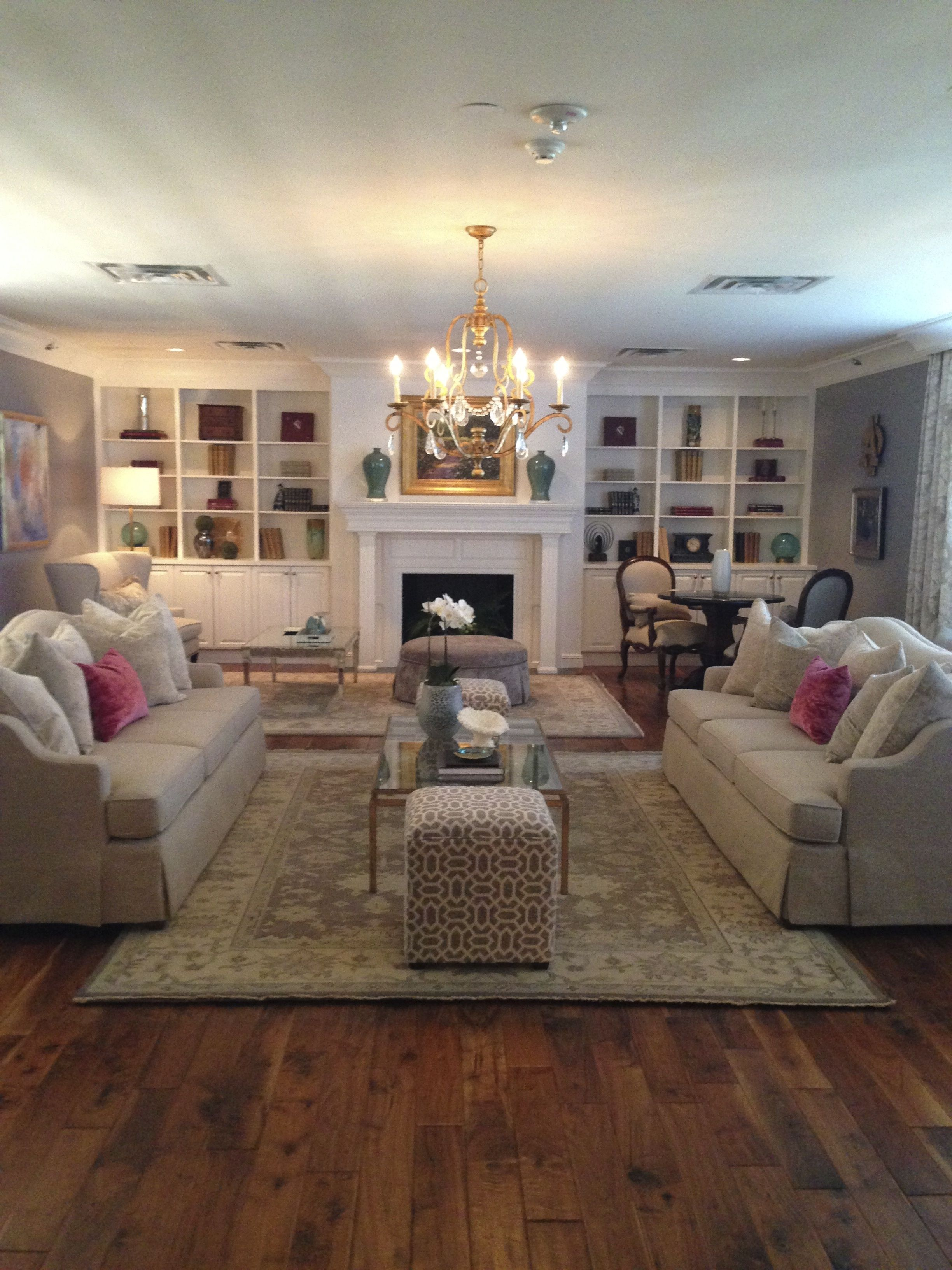 Sorority House Design By Courtney Cutchall Cunningham. Sorority Formal  Living Room   University Of Oklahoma