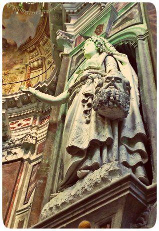 Giuditta e Oloferne - San Remo, Liguria #italy #brillanteseverina #ancientplace #art