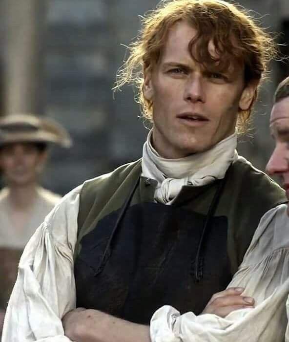 Jamie Fraser Outlander 3❤❤❤