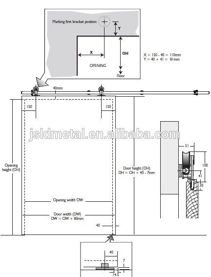 sliding barn door hardware dimensions google searchsliding barn door hardware dimensions google search