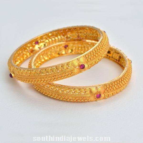 22l Gold Maharashtrian Bangles Design Gold Bangles Design Gold