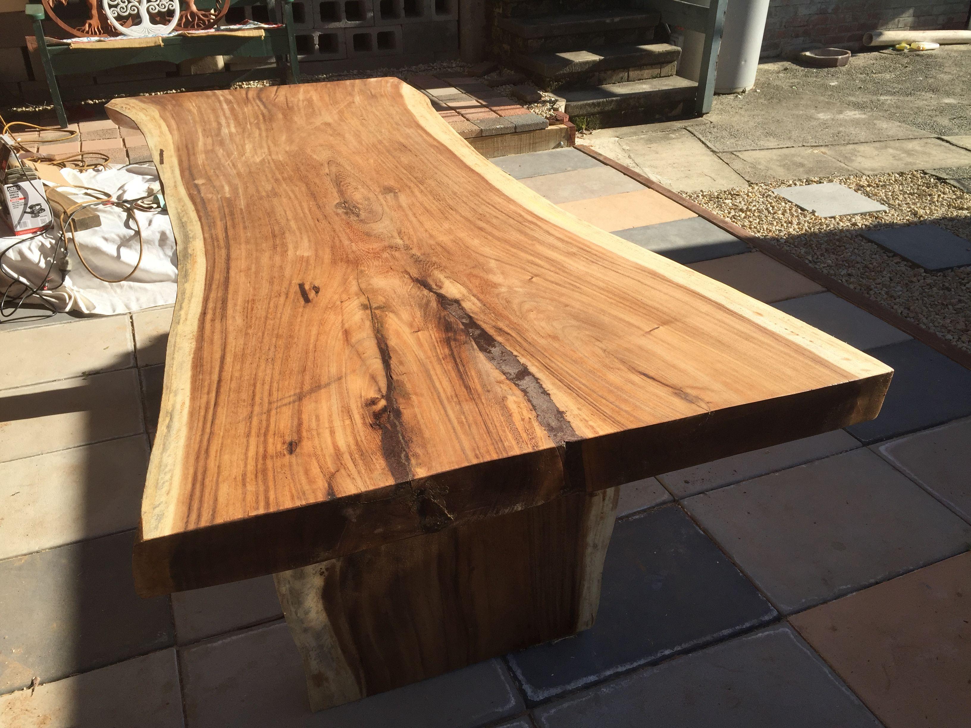 timber slab table suar wood timber slab in 2019 slab table rh pinterest com