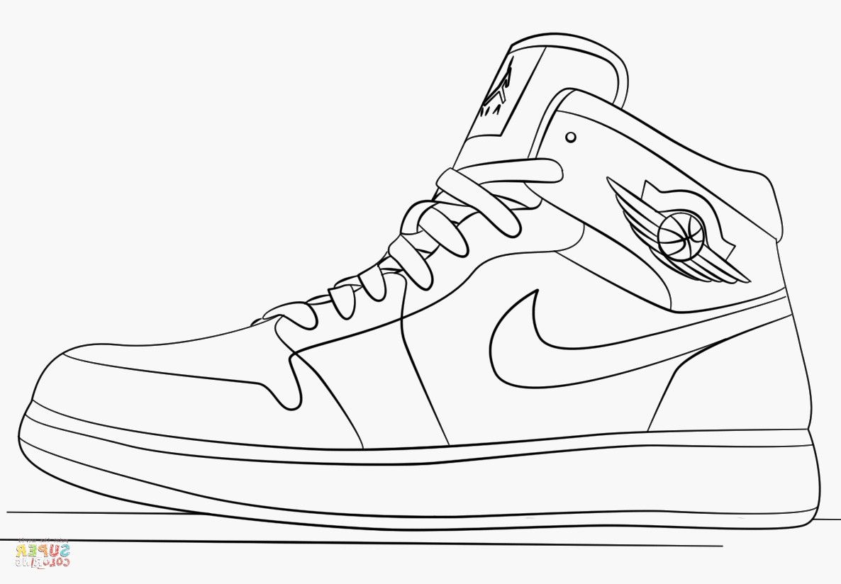 27 Great Photo Of Nike Coloring Pages Albanysinsanity Com Coloring Pages Emoji Coloring Pages Jordan Coloring Book