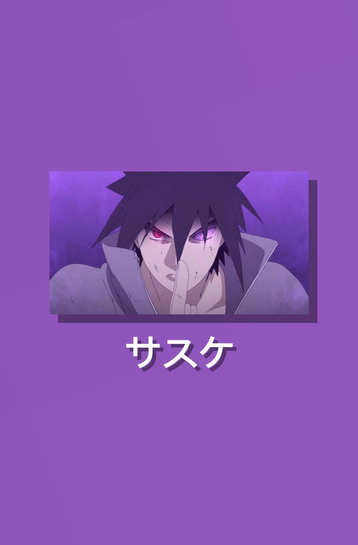sasuke background #narutowallpaper