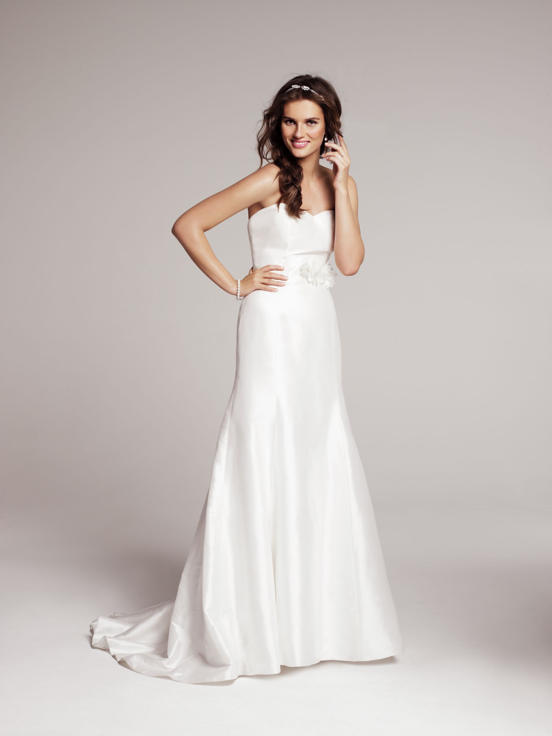 Heidi Elnora \'Coco Marie\' Strapless Silk Gown #Nordstrom | Our ...