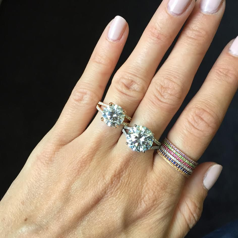 Stephanie gottliebus engagement ring an expose ring engagement
