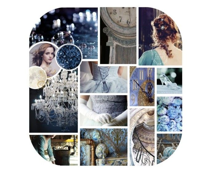 """""""Cinderella"""" by sixela14 ❤ liked on Polyvore featuring art and BOTSG05"""