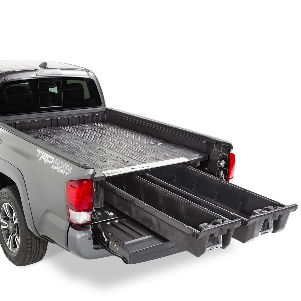 Decked Drawer System Toyota Tacoma Truck Bed Storage Decked Truck Bed Toyota Tacoma