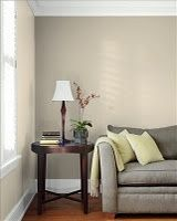 Bm Clay Beige Oc 11 Living Room Paint Colors For