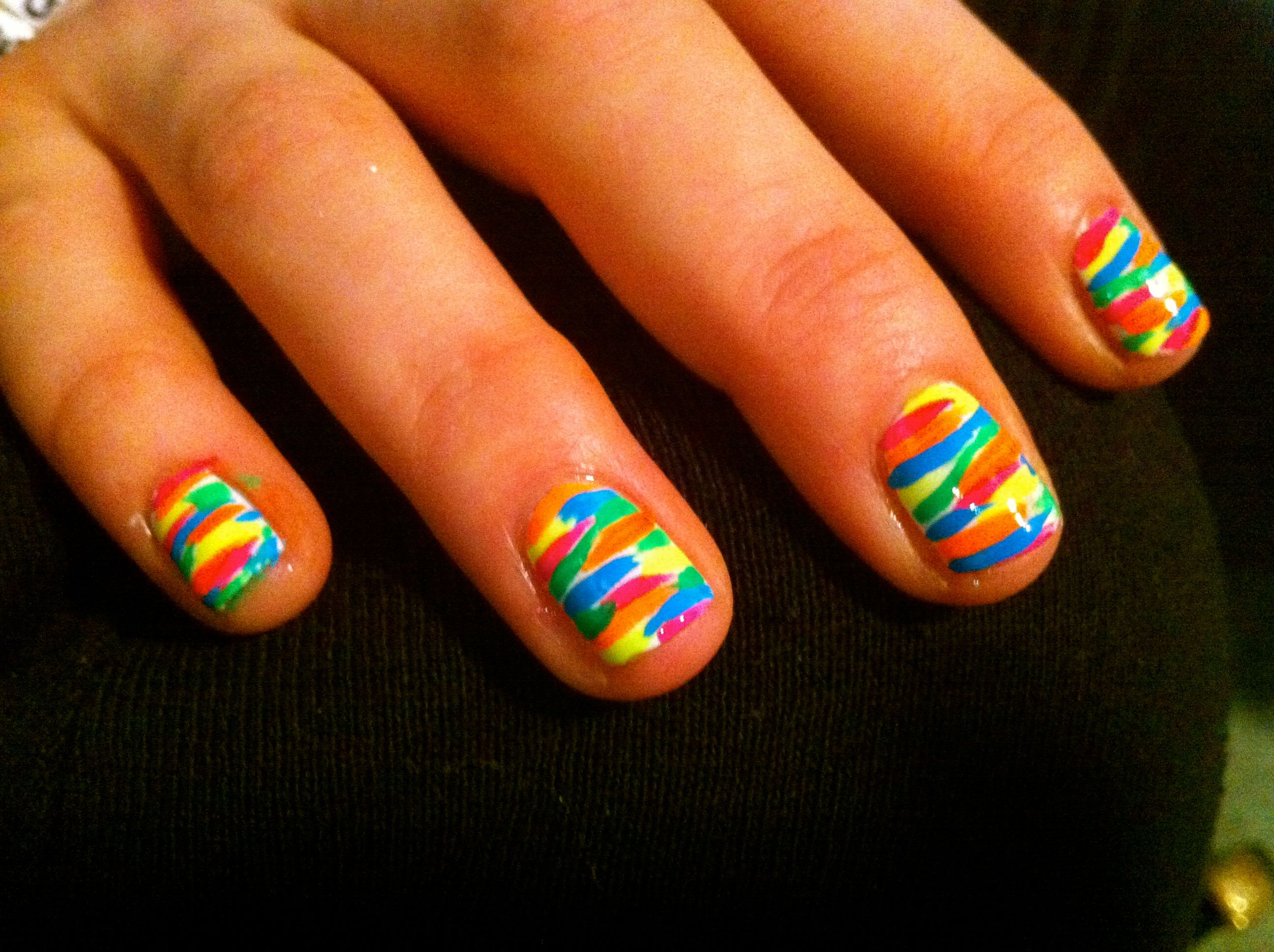 Pin by Annie Stimson on get nailed   Pinterest   Neon